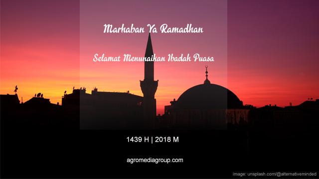 Marhaban Ya Ramadhan1439H