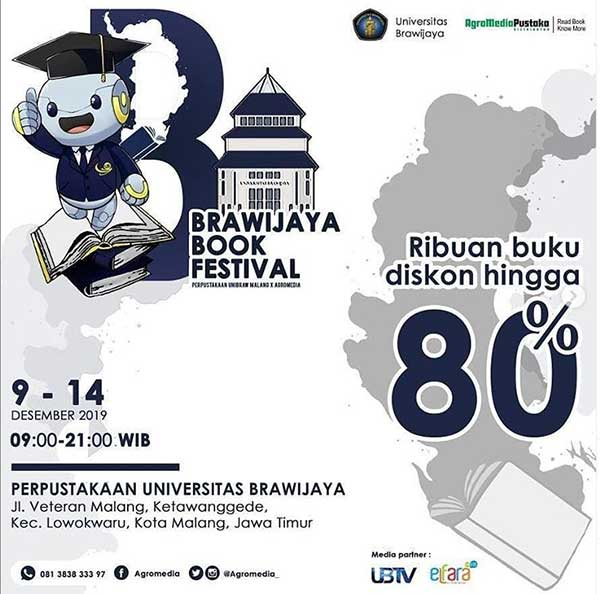 Brawijaya Book Festival