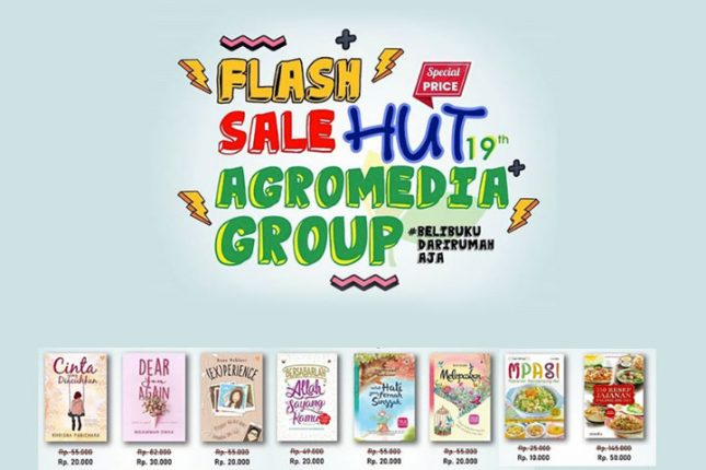 flash sale hut agromedia group